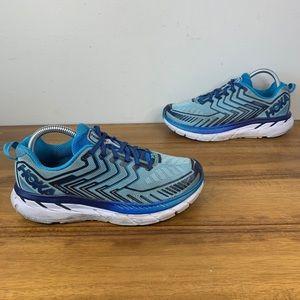 Hoka One One Womens Clifton 4 Running Shoe Size 7